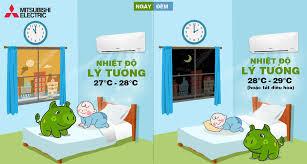 Cách dùng điều hòa cho trẻ em